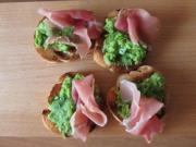 crostini-met-doperwtenpuree