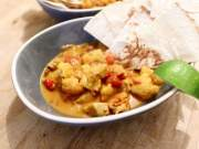 Milde kip curry madras